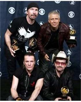 U2乐队_明星个人资料_图片_介绍_写真_作品_履历